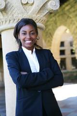 Pretty Woman Teacher at University
