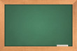 green blackboard