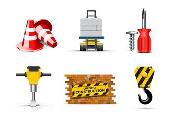 Renovation icons | Bella series