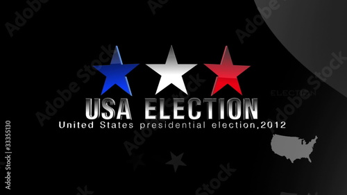United States presidential election USA