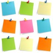 Buntes Notizzettel Set - 33360152