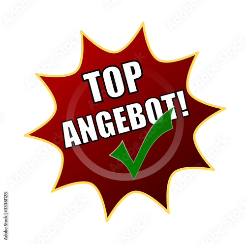 Top Angebot Vektor