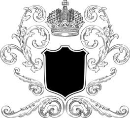 Royal heraldy