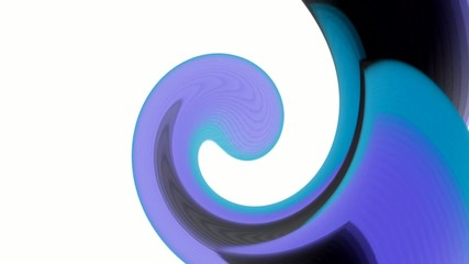 blue ocean waves,an ocean surf,swirl circle pattern.particle