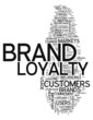 "Word Cloud ""Brand Loyalty"""