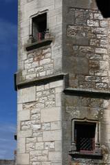Tour du chateau de Rochepot