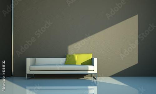 Sofa Vor Fenster gamesageddon wohndesign weisses sofa vor fenster lizenzfreie
