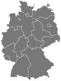 Fototapety Deutschland Bundesländer