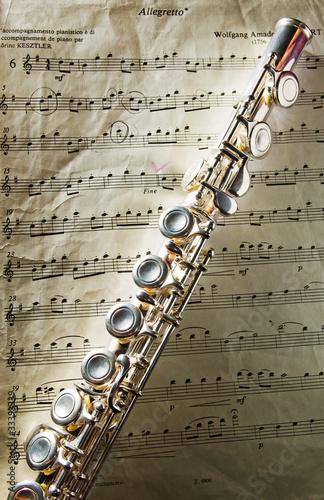 Flauto traverso immagini e fotografie royalty free su - Tavola posizioni flauto traverso ...