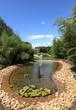 bassin de jardin aquatique japonais