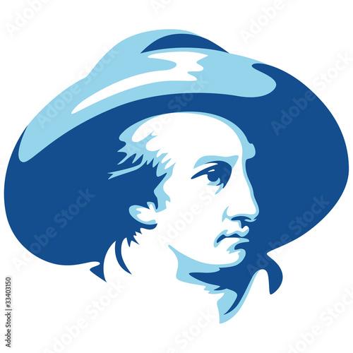 Portret Goethego