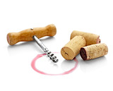 alcohol drink wine stain liquid cork opener - Fine Art prints