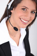 Telesales woman - 33403983
