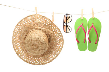 Summer clothing accessories