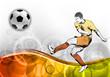 orange wave soccer