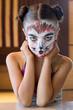 maquillage de félin