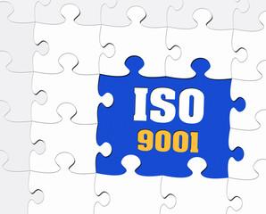 ISO 9001 - Zertifikat - Quality Management
