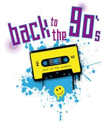 90er cassette player