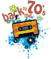 70er cassette player