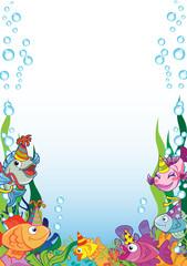 Fish Invitation