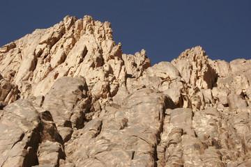 The Mount Sinai, Egypt