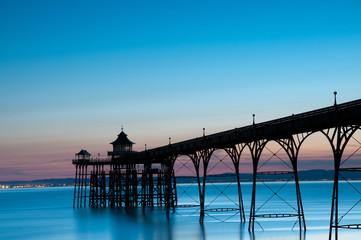 Clevedon Pier,England