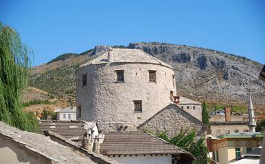 Halebija Tower, Mostar,  Bosnia-Herzegovina