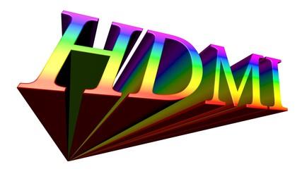 symbol hdmi