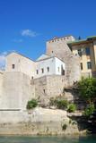 Tara Tower, Mostar,  Bosnia-Herzegovina poster