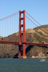 Kalifornien golden gate bridge