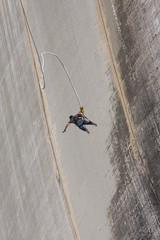 Bungee Jumping da diga
