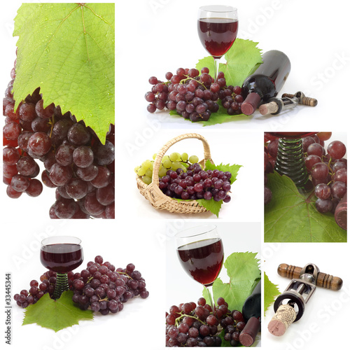 Rotwein_Collage