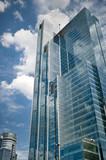 Moder architecture in Warsaw - 33447757