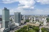 Panorama of Warsaw City - 33447782