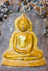 Carving Of Thai Style Lord Buddha