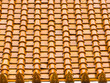 Temple roof pattern