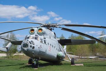 "Mil Mi-6 ""Hook"" heavy transport helicopter"