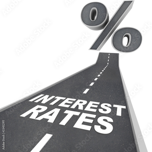 Road to Higher Interest Rates - Words on Street