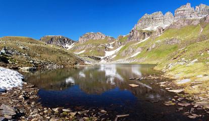 Lago Busin superiore