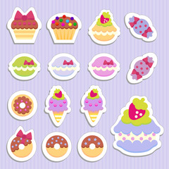 Sweets icons#