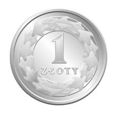 1 złoty moneta