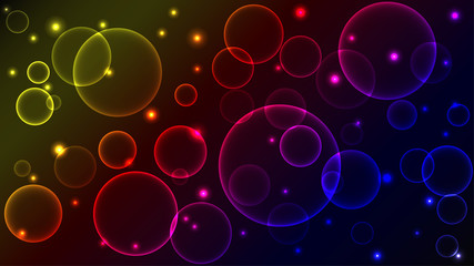 Abstract background-vector illustration