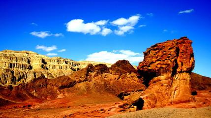 timna park desert view