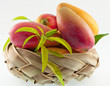 panier mangues