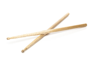 Wooden drum sticks