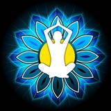 logo chakras, kundalini poster