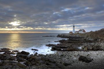 Portland Head ligh, lighthouse