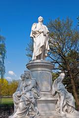 Goethe Denkmal, Berlin