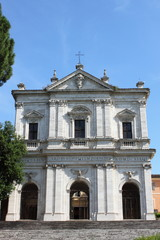 Church of San Gregorio Magno in Rome