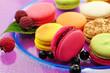 Feingebäck,Macarons